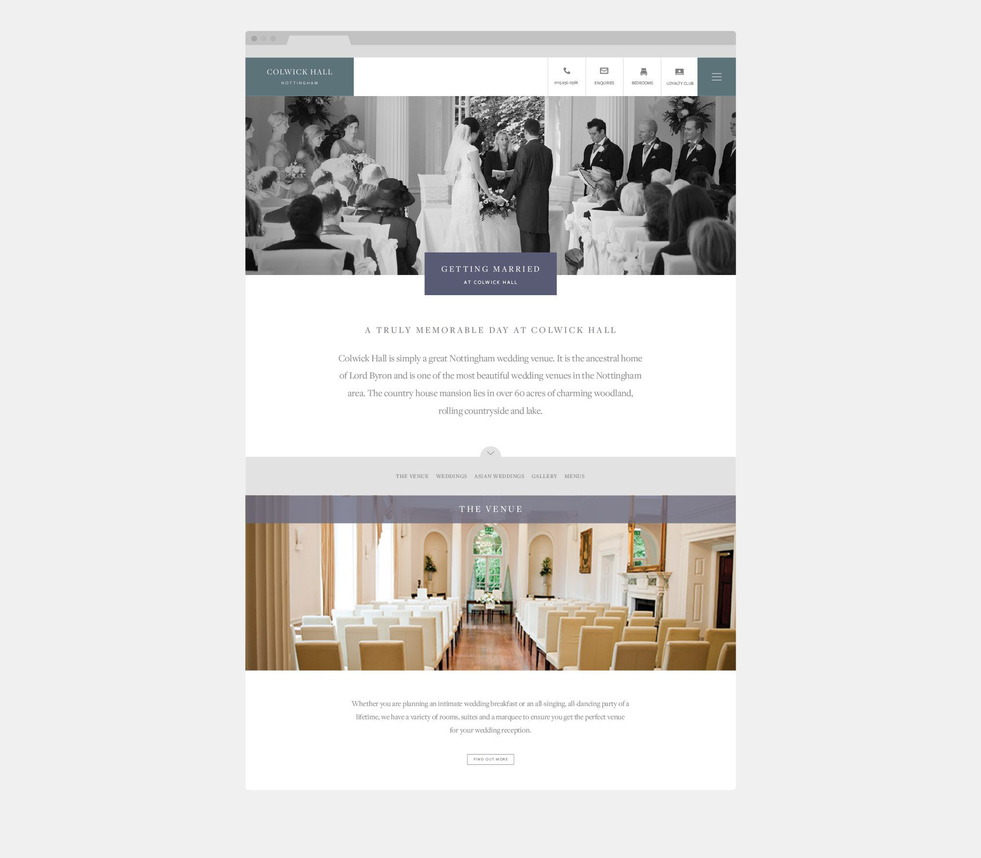 Fuse Design Ltd - Hotel Website Design Nottingham