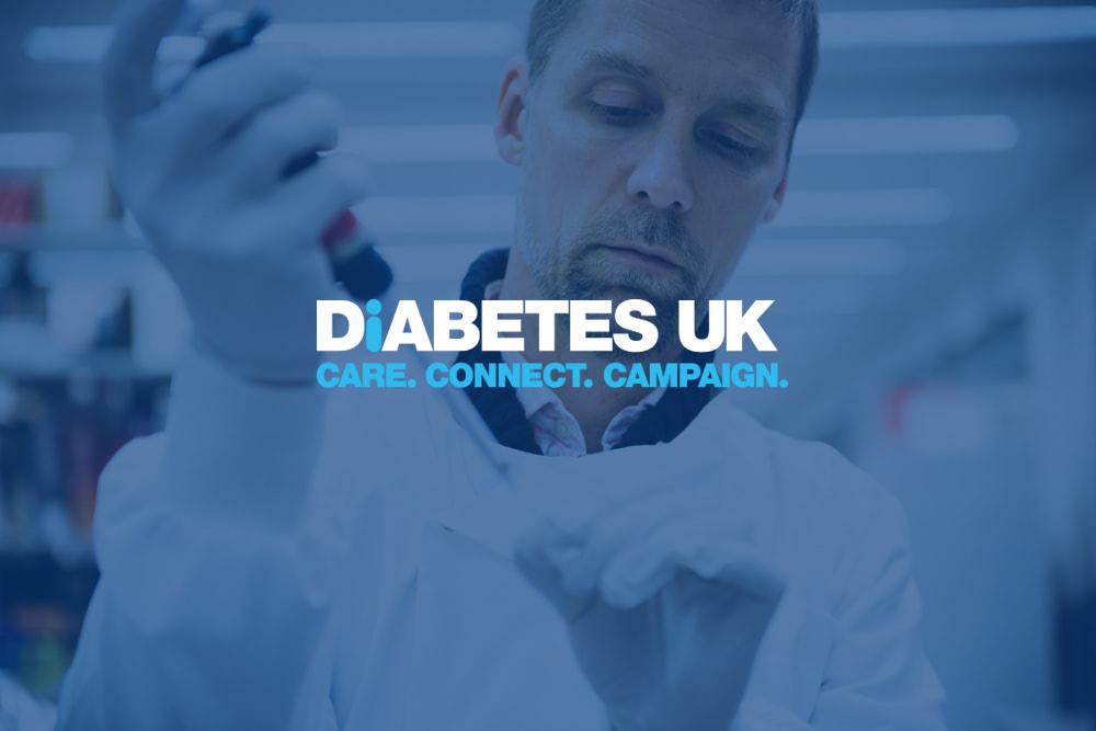 Fuse Design Ltd - Diabetes UK graphic design requirements