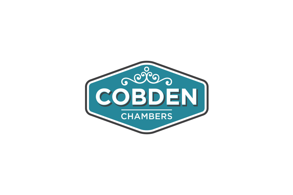 Fuse Design Ltd - Cobden Chambers Logo Design