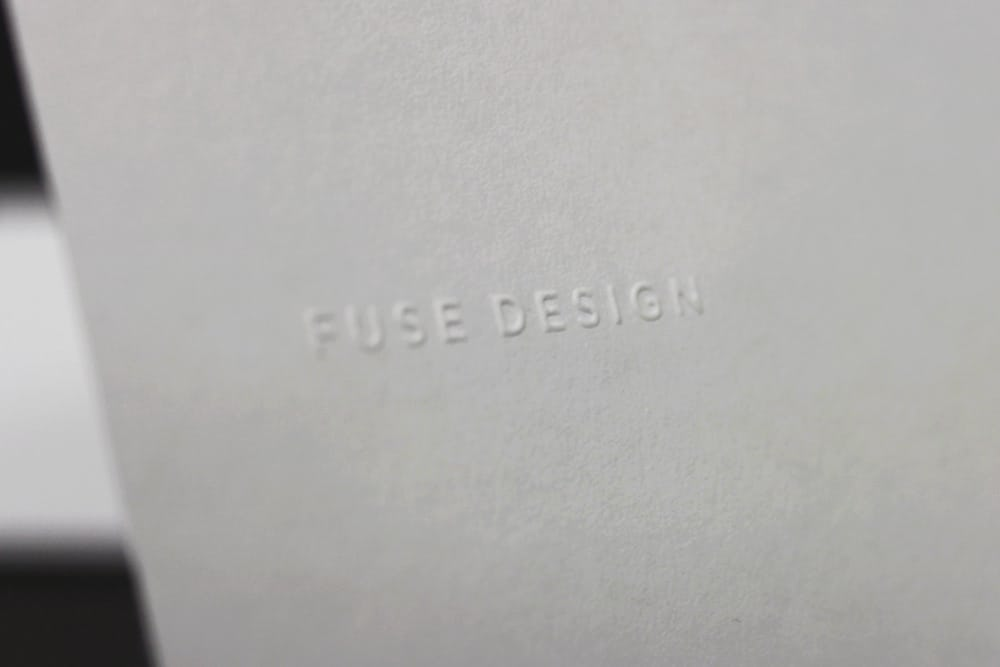 Fuse Design Ltd - Fuse Design New Stationery