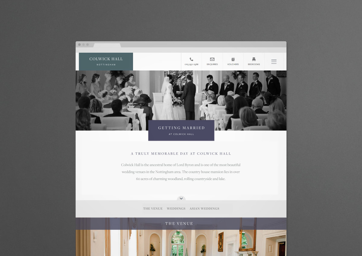 Fuse Design Ltd - FuseDesign-ColwickHall-Web-Design-Nottingham