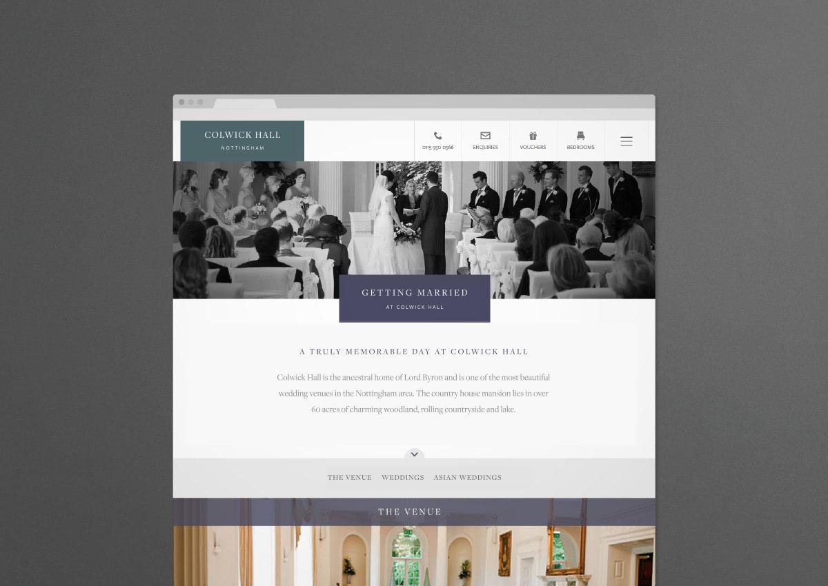 Fuse Design Ltd - FuseDesign-ColwickHall-Web-Design-Nottingham