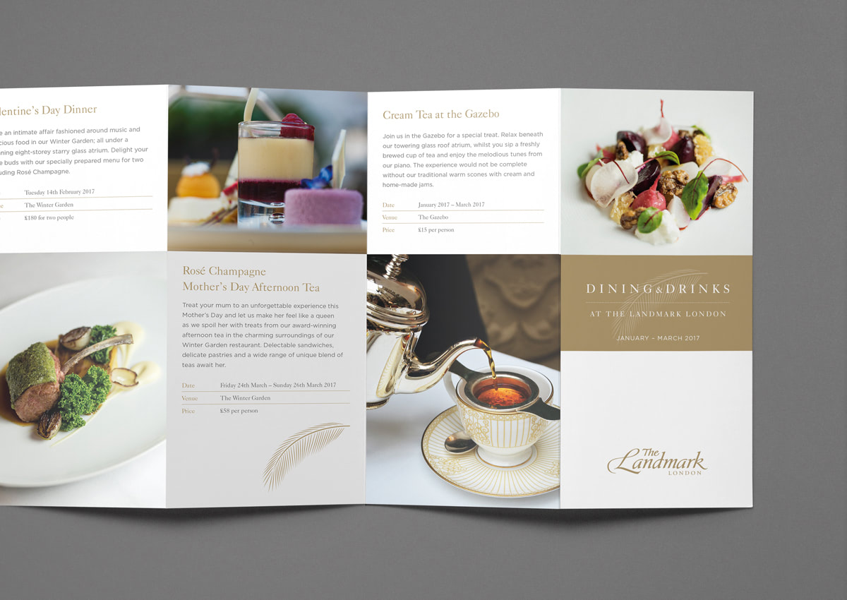 Fuse Design Ltd - FuseDesign-LandmarkLondon-Brochure-Design-London
