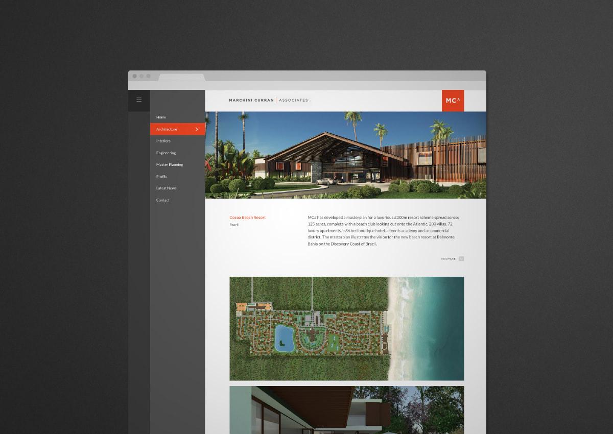 Fuse Design Ltd - FuseDesign-MCa-Website-Design-Nottingham
