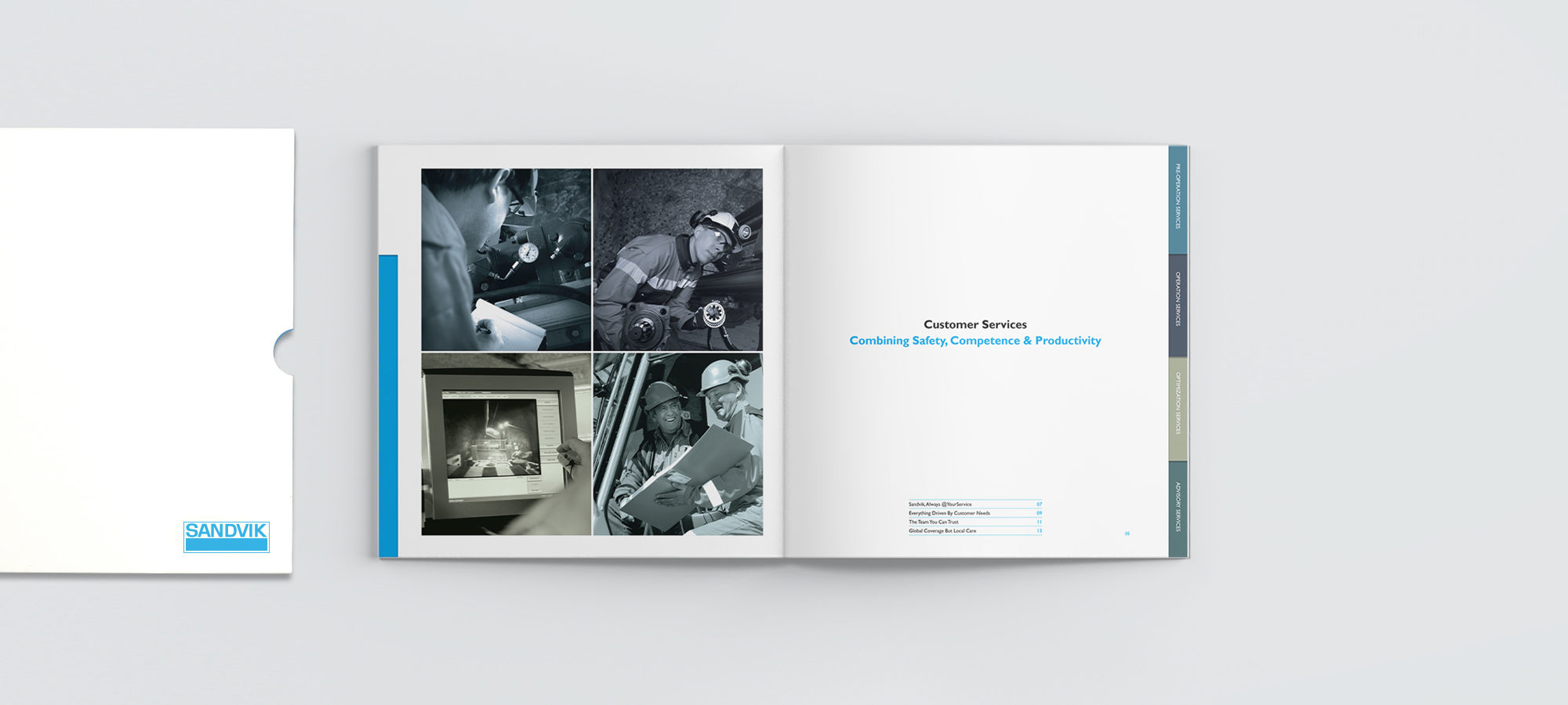 Fuse Design Ltd - Brochure Design Nottingham