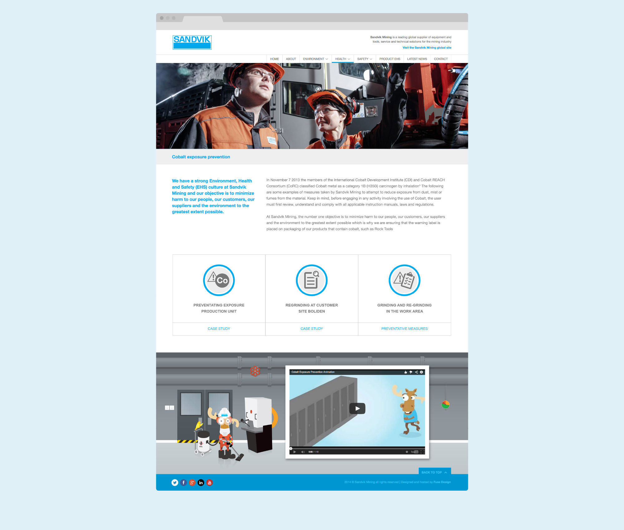 Fuse Design Ltd - FuseDesign-Sandvik-Website-Design-Nottingham-05-B