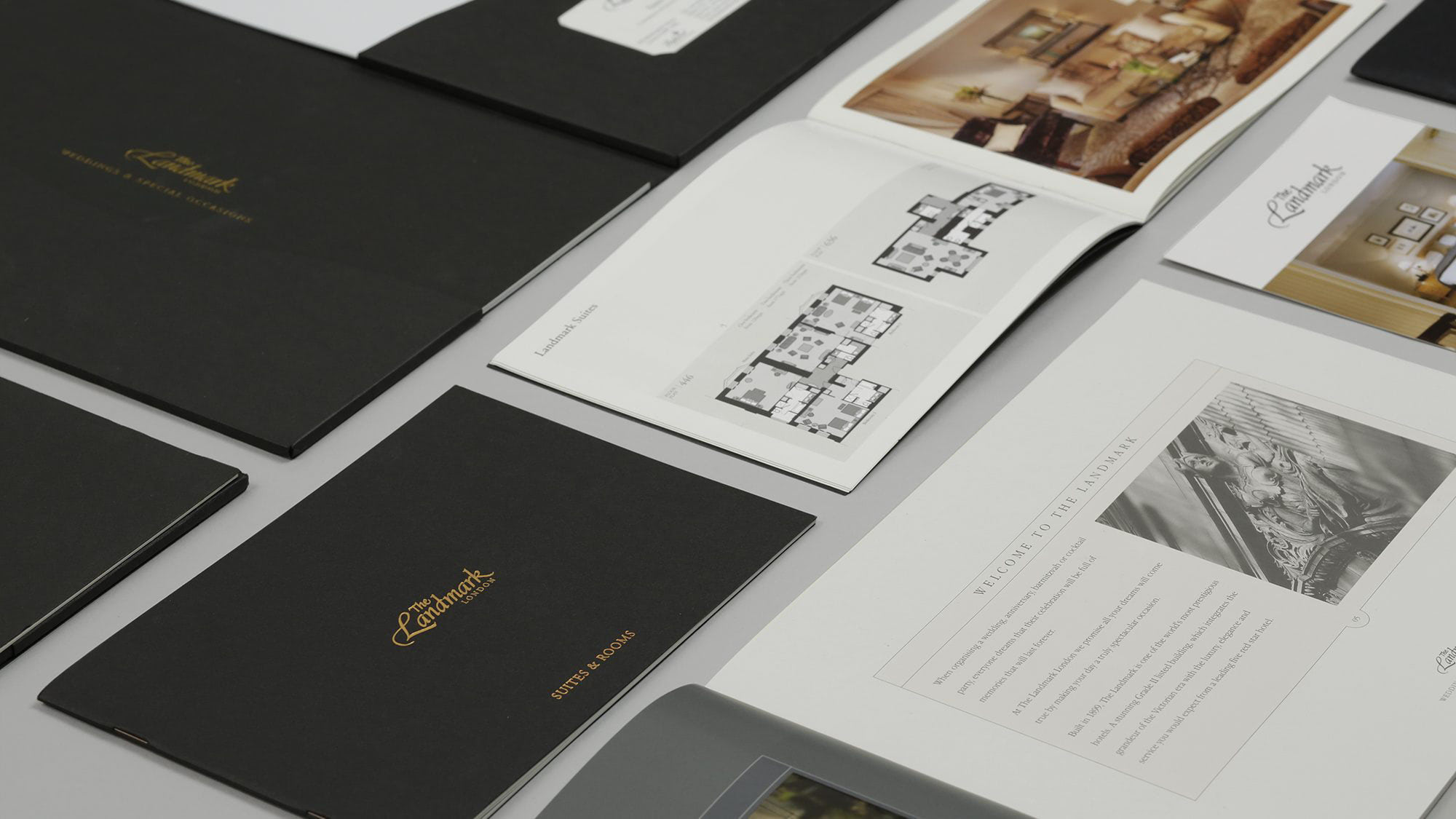 Fuse Design Ltd - Hotel Brochure Design
