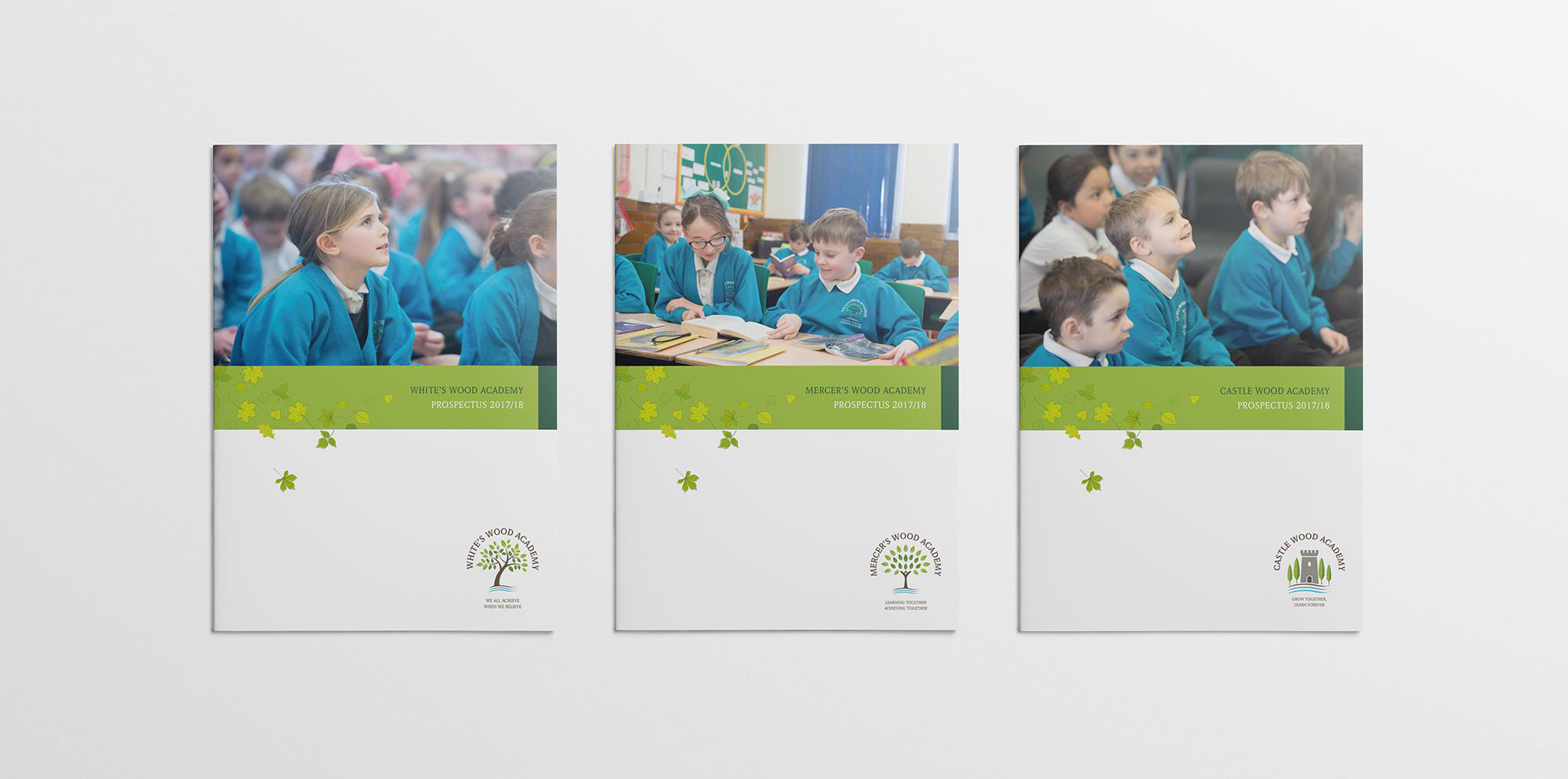 Fuse Design Ltd - School Prospectus Design