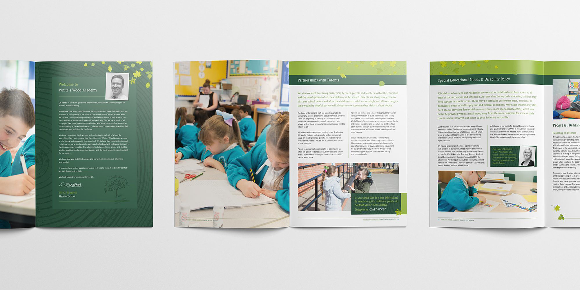 Fuse Design Ltd - School Brochure Design
