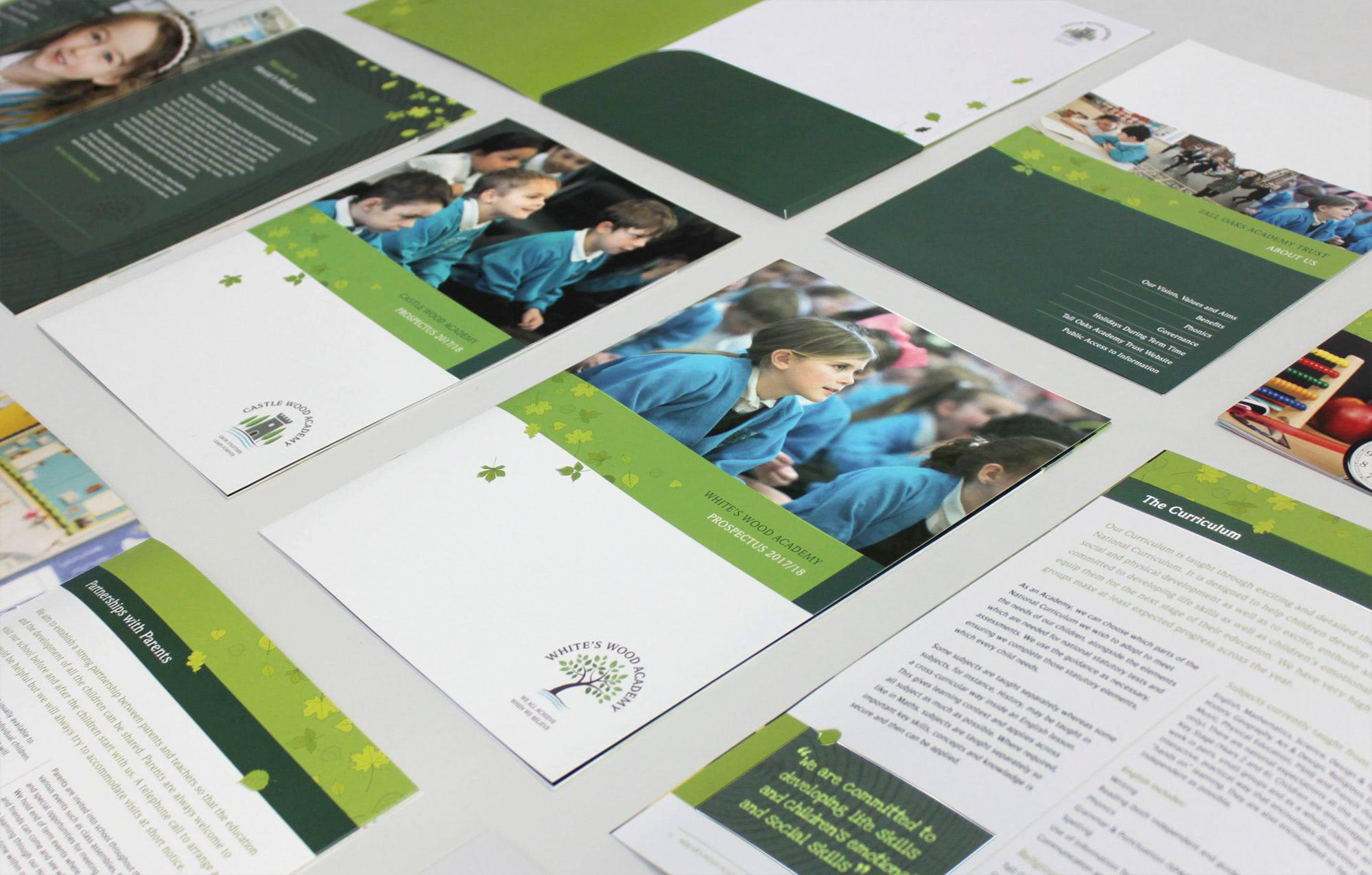 Fuse Design Ltd - School Branding Design